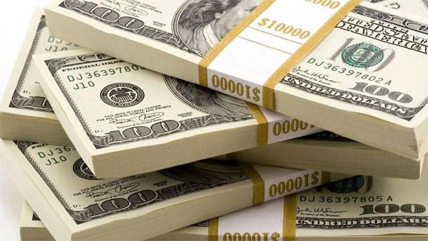 Salto eurodólar. Durante el día, se batieron muchos meses de registros de la tasa de cambio.