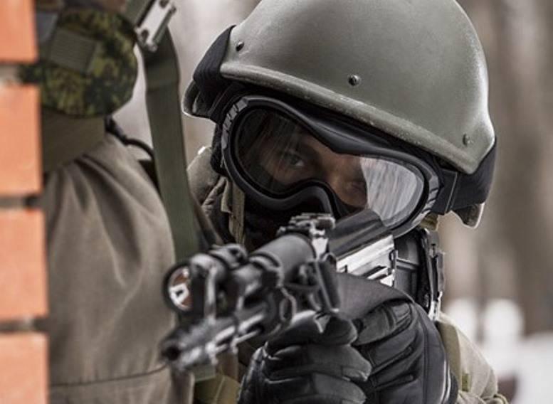 Il controllo iniziò nelle truppe del distretto militare meridionale