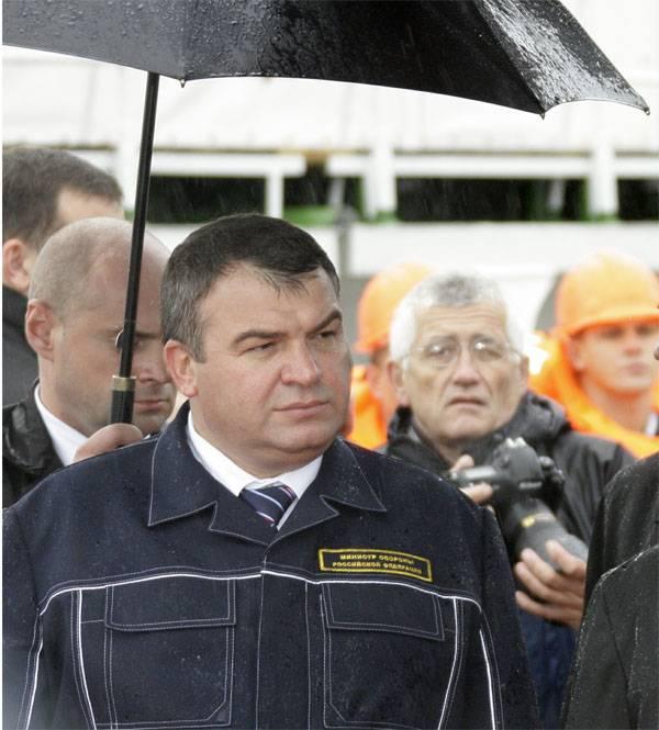 """우크라이나 국방부는 """"Serdyukovsky""""옵션을 준비하고 있습니까?"""