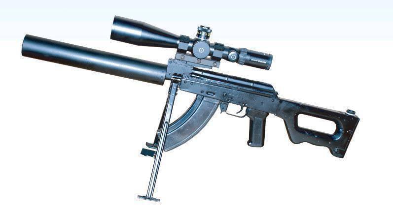 """Экспериментальное украинское огнестрельное оружие. Часть 5. Снайперские винтовки ГОПАК и """"Аскория"""""""