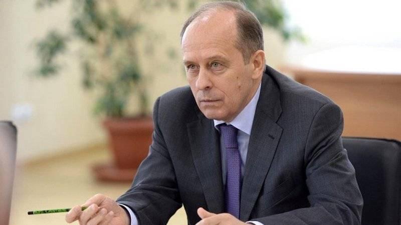 ФСБ отчиталась о работе с начала года