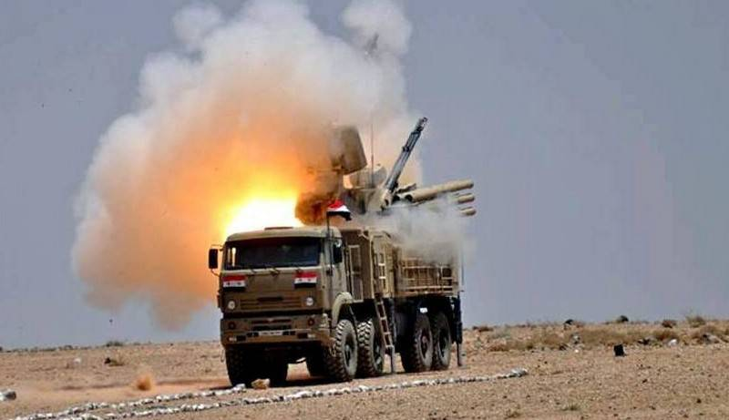 Not for nothing. Approximately 40 C1 armor complexes delivered to Syria