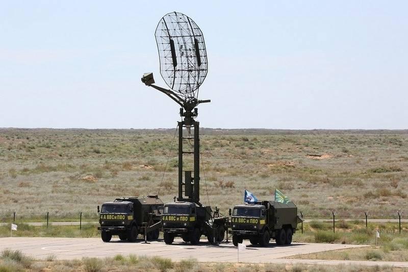 """Il confine occidentale era protetto dalla """"furtività"""". ZVO ha ricevuto il radar """"Casta 2-2"""""""
