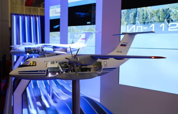 इस साल IL-112V की पहली उड़ान आयोजित की जाएगी।