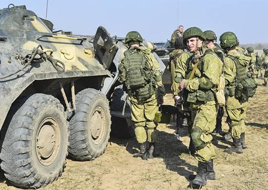 白俄罗斯已开始与俄罗斯联邦开展联合演习的积极阶段