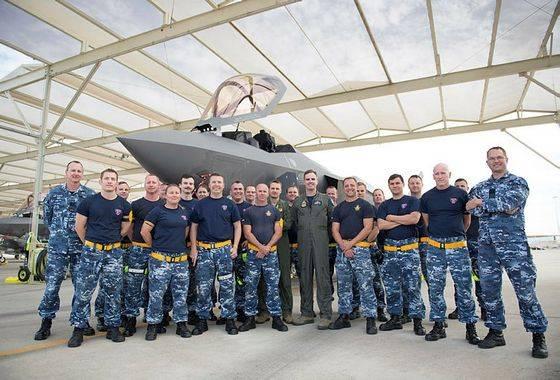 F-35A का एक नया बैच ऑस्ट्रेलिया को दिया गया