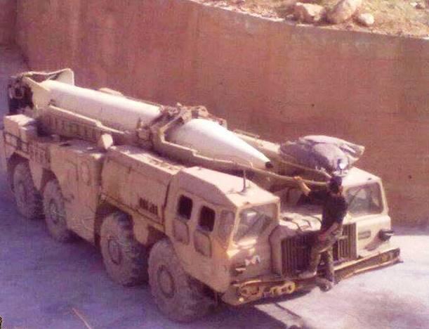 Suriye ordusu Scud komplekslerini kullanabilir