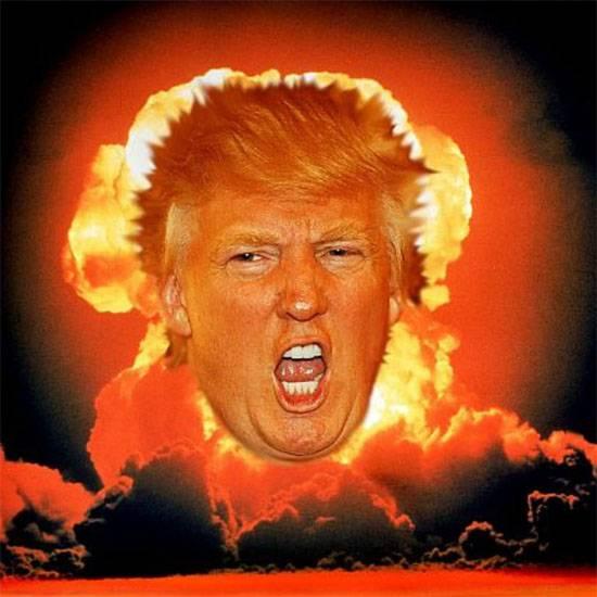 """""""Ja, wickel ihn schon, lass ihn sich beruhigen."""" Über die Reaktion der Amerikaner auf den Trumpf-Tweet"""