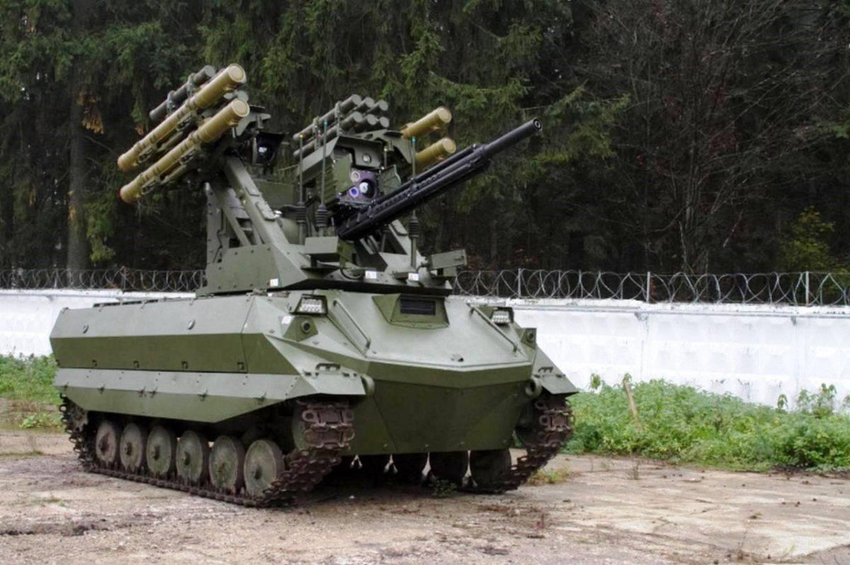 Вмосковском параде Победы впервые будут участвовать роботы