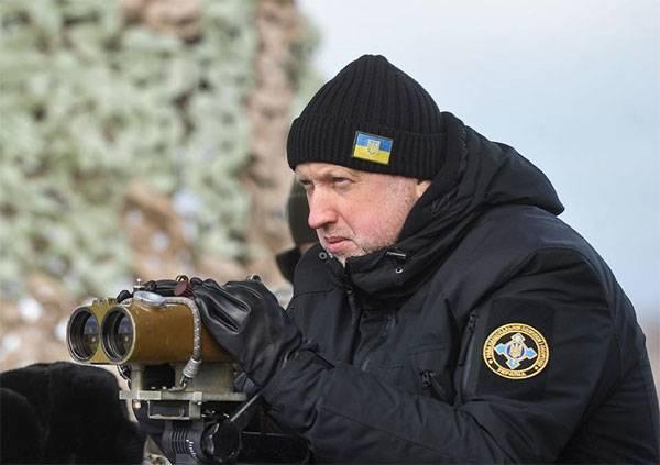 Турчинов: Я бы с удовольствием разбил армию Путина...
