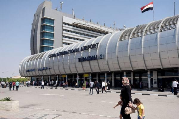 与埃及的空中交通恢复