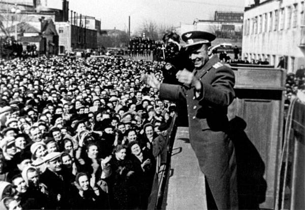 День космонавтики. Яркая технологическая победа СССР и всего человечества