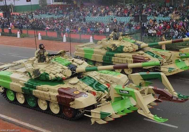 UVZ भारतीय T-72 के आधुनिकीकरण की पेशकश करता है। भारत सोच रहा है