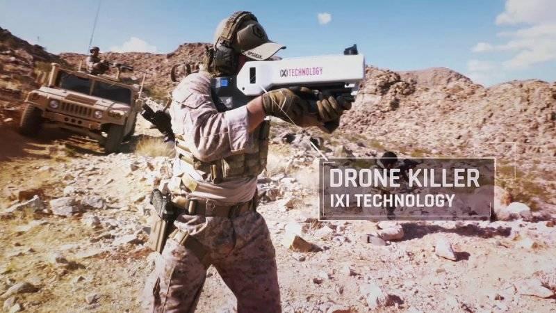 ABD Deniz Kuvvetleri Dronkiller'ı aldı