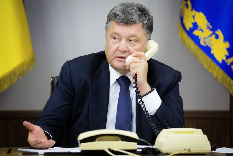 Мэй поблагодарила Порошенко завысылку дипломатовРФ