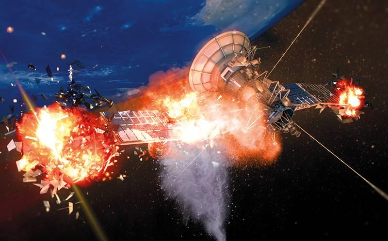 रूसी इलेक्ट्रॉनिक युद्ध प्रणाली अमेरिकी उपग्रहों को नष्ट कर देगी। चीन करेगा मदद