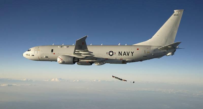 """Jubilee"" anti-submarino P-8A Poseidon irá a la Marina de los EE. UU."