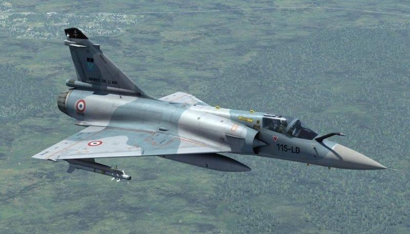 Самолет греческих ВВС упал вморе около острова Скирос