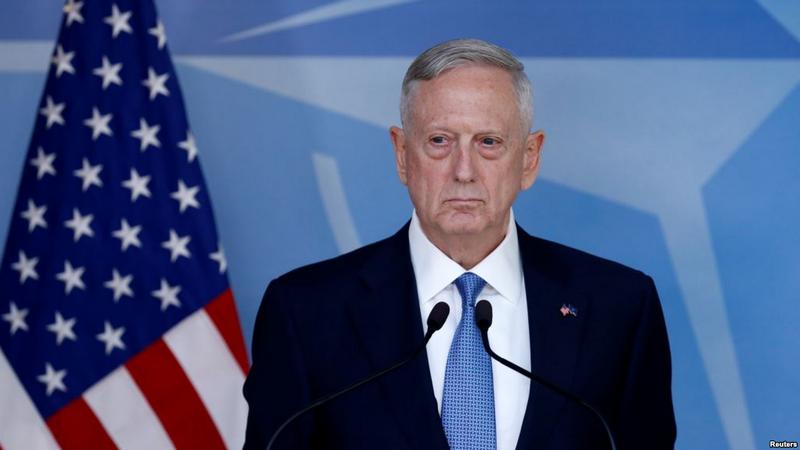 US found a new reason for striking Syria