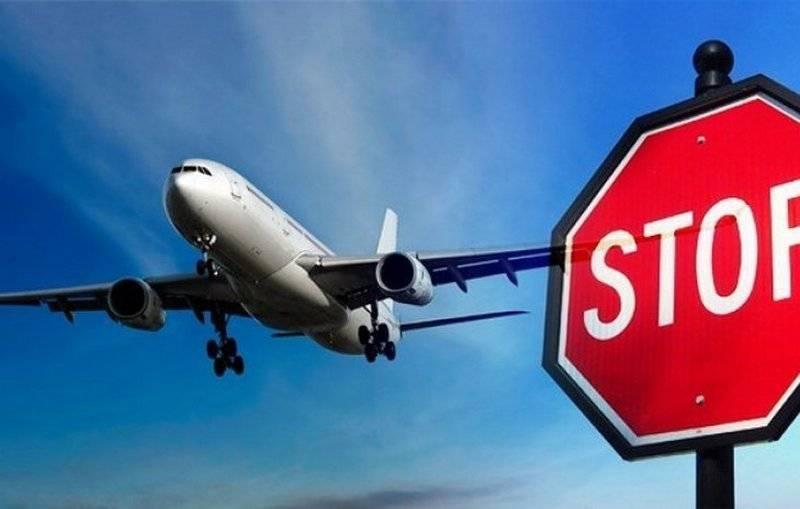 Сирийское побережье закрыли для полетов. На месяц