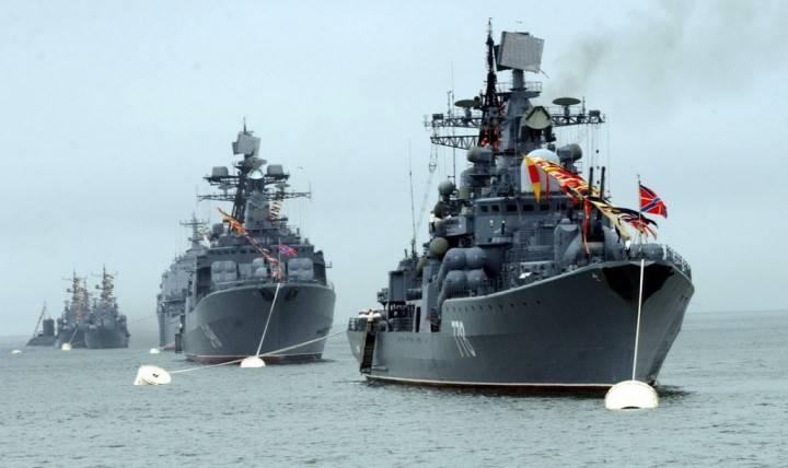 러시아 선박은 장착되지 않은 해안에서 연료를 보급 할 수 있습니다.