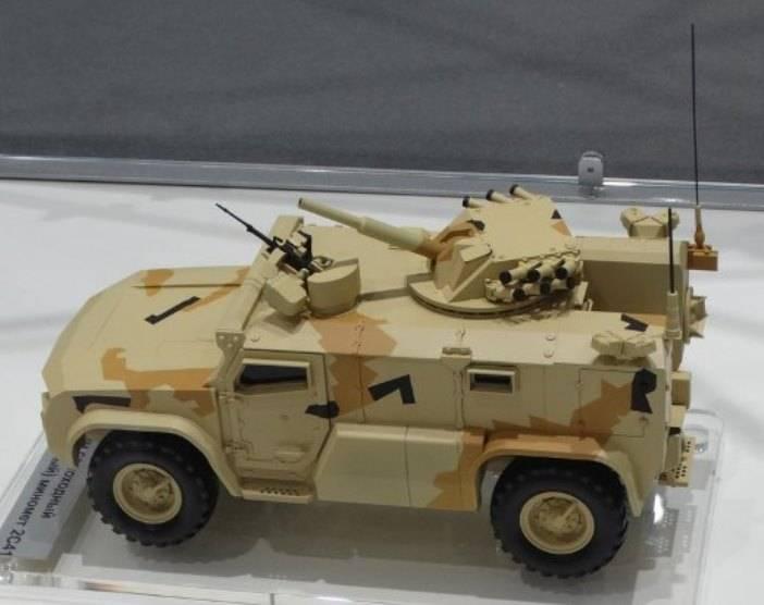 Миномет «Дрок» – новое слово в самоходной артиллерии