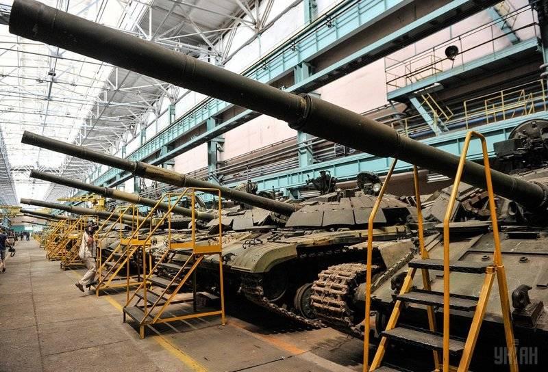 Un nuevo tanque para la India desarrollará Ucrania. Y también moderniza la defensa aérea.