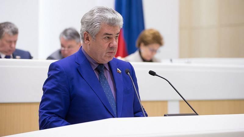 본다 레프 (Bondarev) : 전략적인 분야는 미국과의 협력 중단으로 고통받지 않을 것이다.