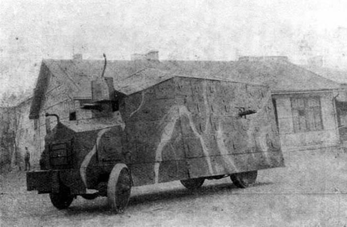 장갑차 Bukowski (폴란드)