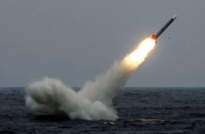 Началось... Ракетный удар Трампа по Сирии