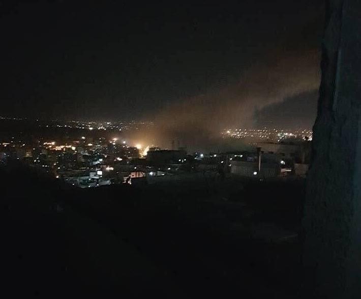 По каким объектам в Сирии наносился удар. Сводка