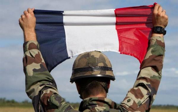 Мы заранее предупредили Россию о ракетном ударе по Сирии, - МО Франции