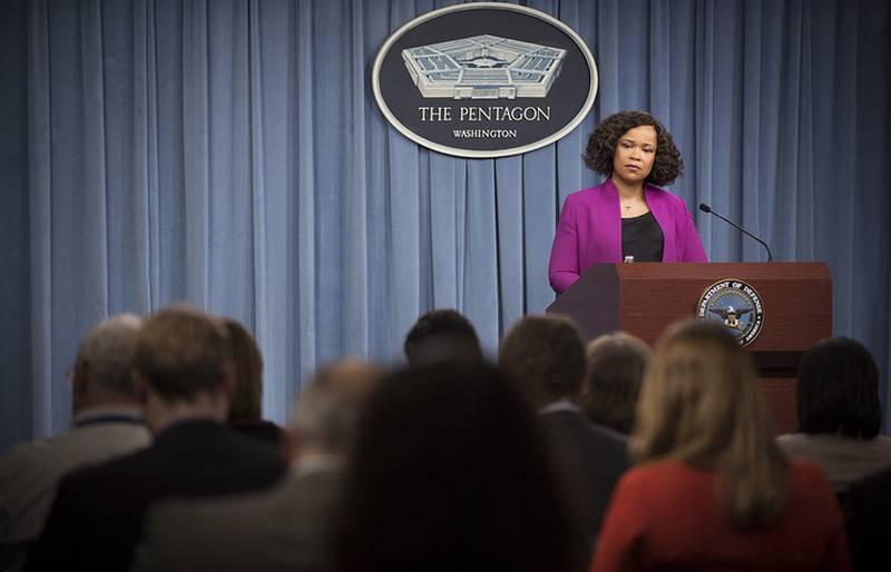 Alle Ziele getroffen. Das Pentagon berichtete über den Angriff auf Syrien