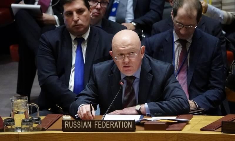 Russlands Resolution im UN-Sicherheitsrat ist nicht verabschiedet worden. Die Vereinigten Staaten sind bereit, Syrien weiter zu bombardieren