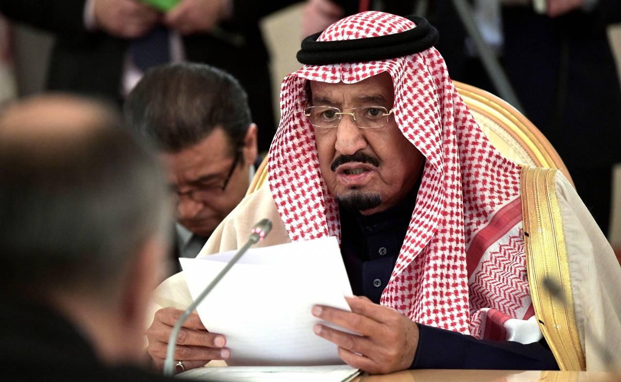 Монарх Саудовской Аравии осудил США заперенос посольства вИерусалим