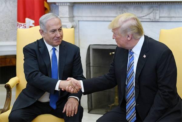 Une dette pour Jérusalem? Trump veut qu'Israël paie pour la Syrie