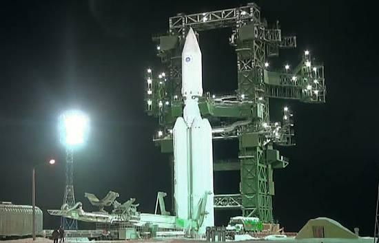 В «Роскосмосе» поведали овложенных в«Ангару» неменее чем 110 млрд руб