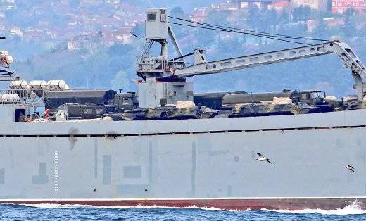 Syrian army will receive reinforcements. What equipment goes to the SAR