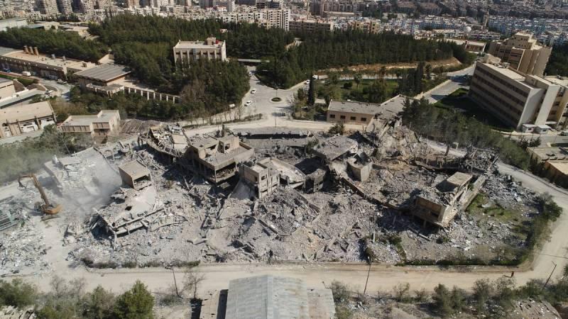 Сирийские ПВО показали практически  100-процентную эффективность при отражении ракетной атаки