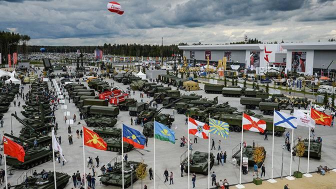 Army-2018フォーラムでは、60を超える工学兵器が展示されます。