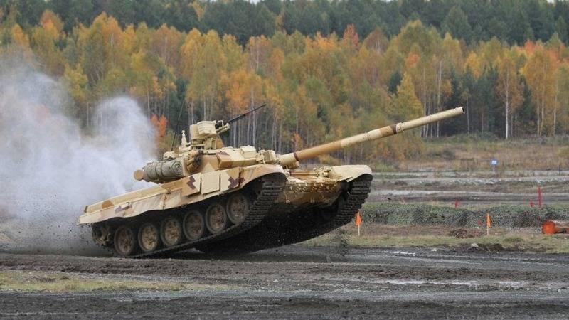 Первые Т-90С/СК уже во Вьетнаме. Контракт рассчитан до 2019 года