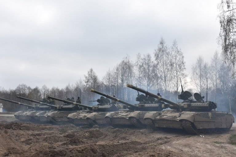 На Украине отремонтировали шесть оставшихся Т-84