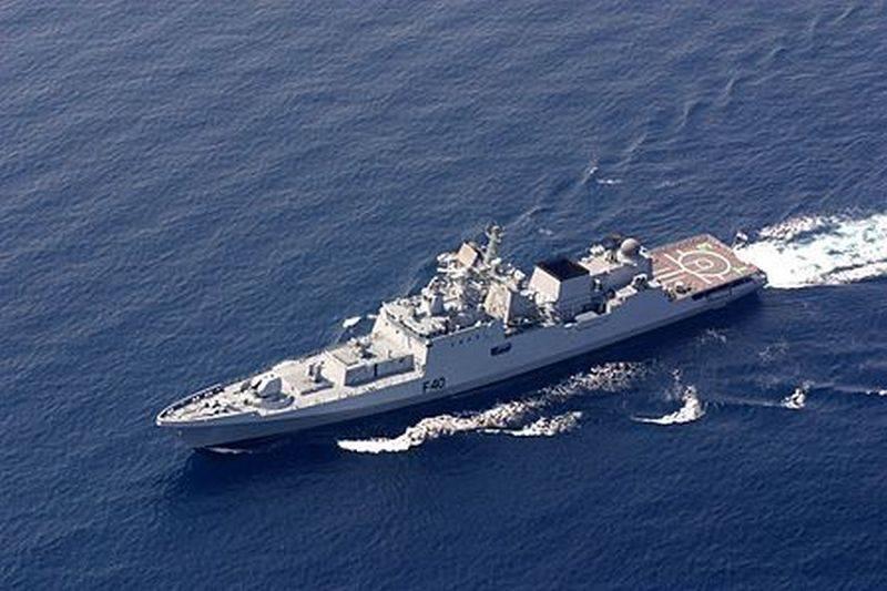 Два на два. Контракт на постройку фрегатов проекта 11356 для Индии подпишут в июне
