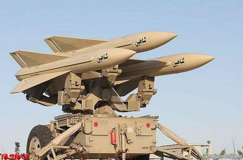 """""""फायरप्लेस 2""""। ईरान ने एक नई वायु रक्षा प्रणाली दिखाई"""