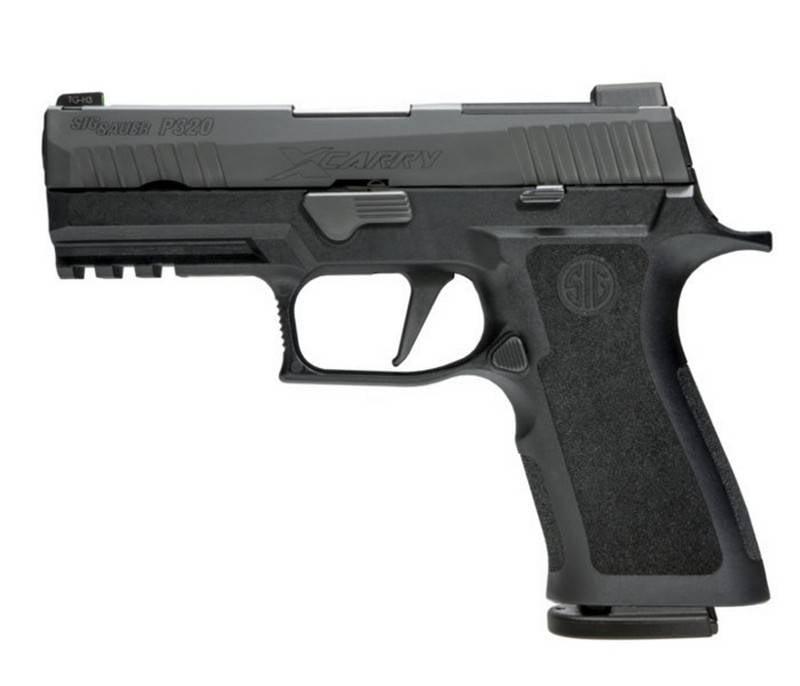 SIG Sauer P320 X-Carry. L'armée danoise recevra de nouveaux pistolets