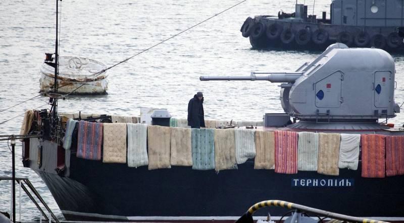 할아버지, 마을에. 우크라이나 해군의 선원이 포로 첸코에게 공개 서한을 보냈다.