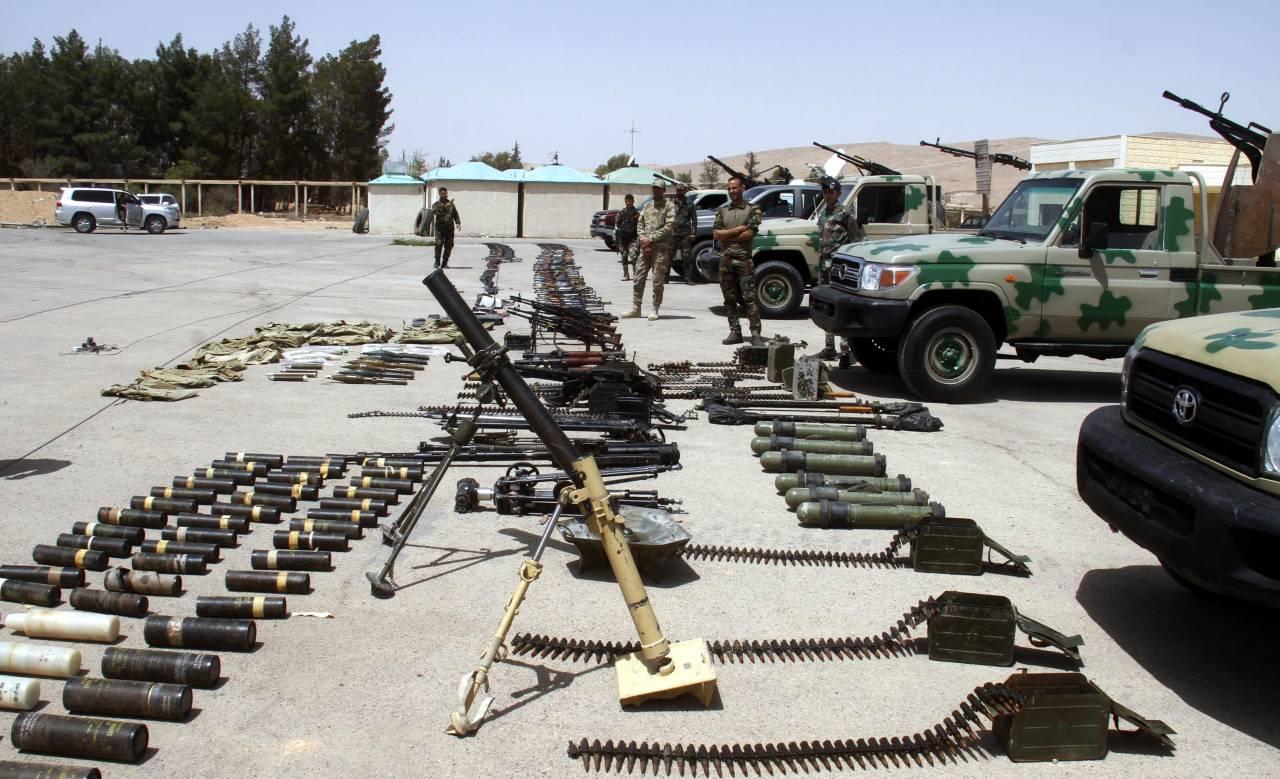 Сирийские боевики хотят сделать автономию под патронажем США
