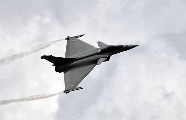 Compra Rafale! .. Uomini d'affari francesi attaccano l'India