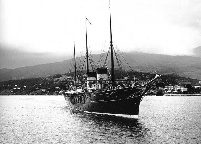 Le dernier yacht de l'empereur (partie 2)
