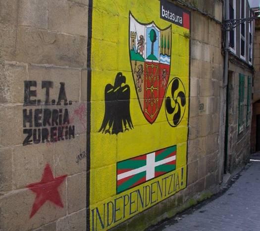 Das Baskenland wird sich auflösen